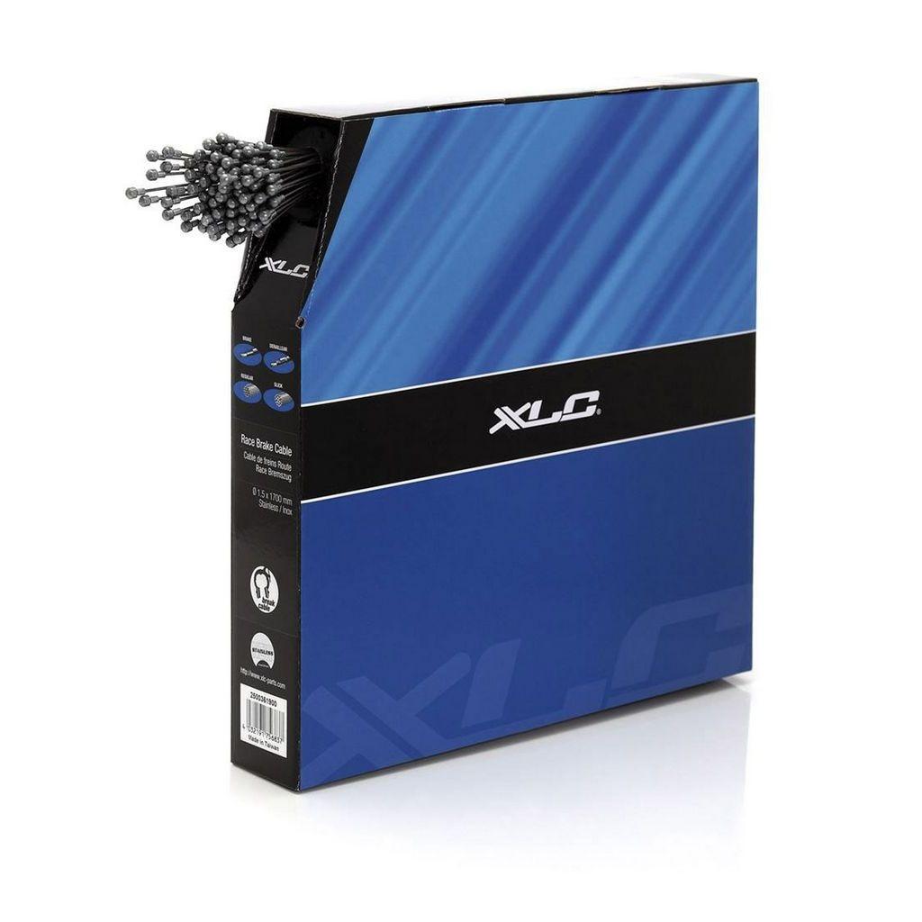 Тросы тормозные XLC BR-X16, Шоссе, 100 шт (ST)