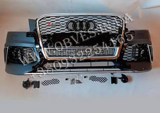 Передній бампер Audi Q5 стиль Audi RSQ5