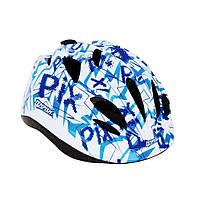 Велошлем детский Pix Tempish, голубой (AS)