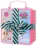 Лялька LOL LOL у валізі Pearl Surprise Валізу Помаранчевий