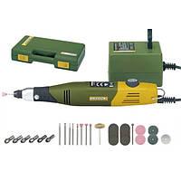 Набор моделиста Proxxon (Micromot 50/E, адаптер, 34 расходника, кейс) (28515), фото 1