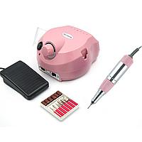 Фрезер для маникюра Drill pro zs-601 65 Вт 35 000 об, Dm 202 Розовый, фото 1