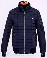"Демисезонная,мужская куртка ""Tommy H"" Square."