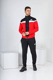 Чоловічий спортивний костюм з двуніткі 47-1307