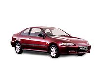 Honda Civic 5 Купе (1993 - 1996)