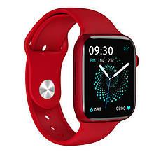 Смарт часы Smart Watch Series 6 HW22, голосовой вызов, red