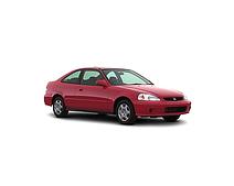 Honda Civic 6 Купе (1996 - 2000)