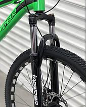 """Гірський велосипед Toprider """"680"""" 29 (19) alloy Shimano, фото 3"""
