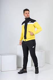 Чоловічий спортивний костюм з двуніткі 47-1306