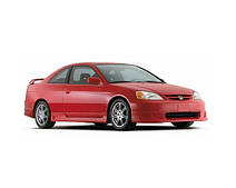 Honda Civic 7 Купе (2001 - 2005)