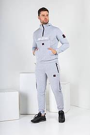 Чоловічий спортивний костюм з двуніткі 47-1305