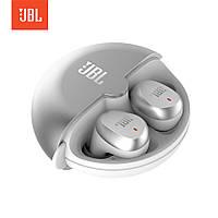Беспроводные Наушники JBL C330 TWS Bluetooth White/Silver