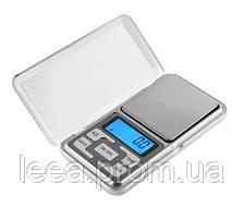 Кишенькові ювелірні ваги електронні 0,01-200 гр