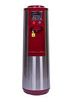 Кулер для воды напольный компрессорный AquaWorld HC-68L Red УЦЕНКА