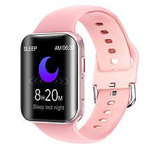 Смарт часы Smart Watch T68, pink