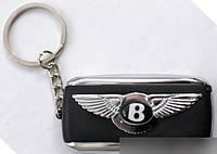 Зажигалка карманная-брелок Bentley (обычное пламя)