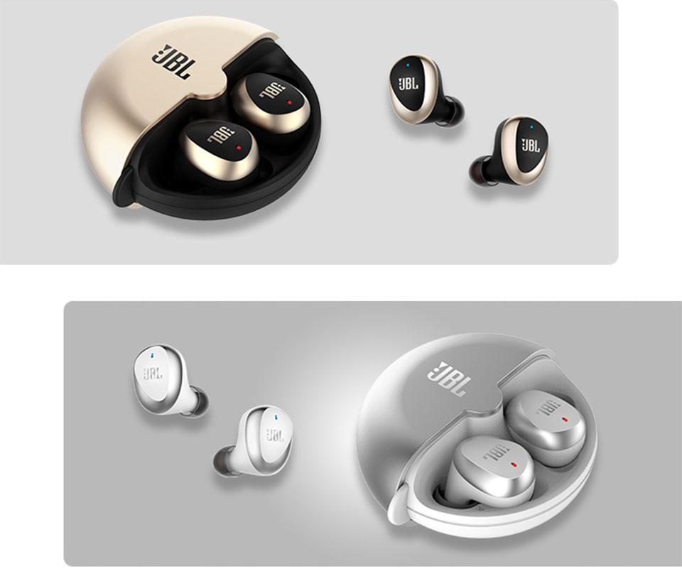 Бездротові Навушники JBL C330 TWS Bluetooth