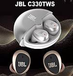 Бездротові Навушники JBL C330 TWS Bluetooth, фото 2