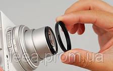 Адаптер-перехідник M42 - Micro 4/3 M4/3 алюміній Ulata