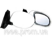 Дзеркала зовнішні 3252 B White на шарнірі (пара)