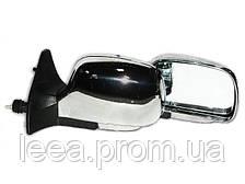Зовнішні дзеркала ВАЗ 2109 ЗБ-3109П Chrome сферич з указ.пов. (пара)