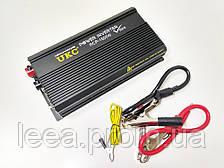 Професійний інвертор перетворювач UKC 12V-220V RCP 1500W