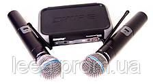 Радіосистема SH PGX242, база, 2 мікрофона