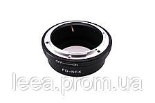 Адаптер-перехідник для Canon FD - Sony NEX E, кільце Ulata