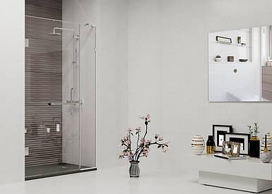 Душевые двери Weston W 024 Shower doors 90х200 прозрачные