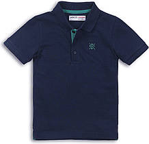Детские футболки поло для мальчиков 1-4 года, 74-104 cм Minoti, 74-80 см