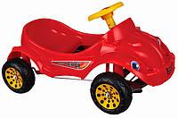 Детский автомобиль педальный с устойчивой базой Херби хеппи PILSAN