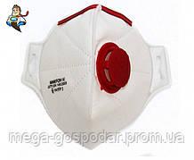 Респиратор Микрон FFP3, полумаска Микрон с клапаном