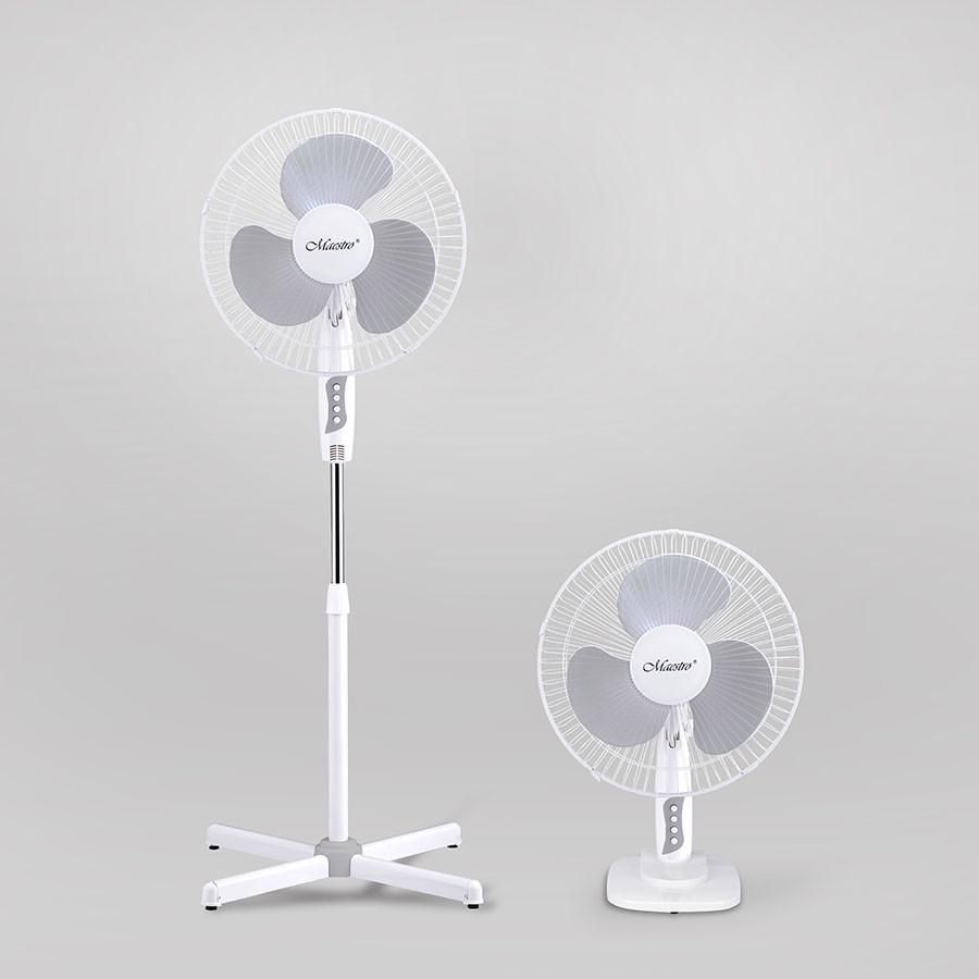 Вентилятор Maestro 2 в 1 MR-902