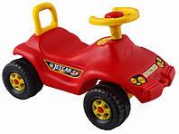 Детская машинка каталка Джет-кар с гудком PILSAN