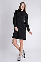 Платье для беременных и кормящих Lullababe Antalya Чёрный, фото 1