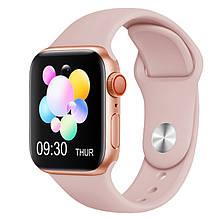 Смарт часы Smart Watch T800, голосовой вызов, pink