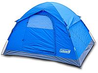 Туристическая палатка 210*140*130 см 2-х местная, тамбур Coleman 1503