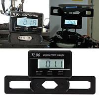 Цифровой прибор для измерения угла наклона (индикатор шага TL90)