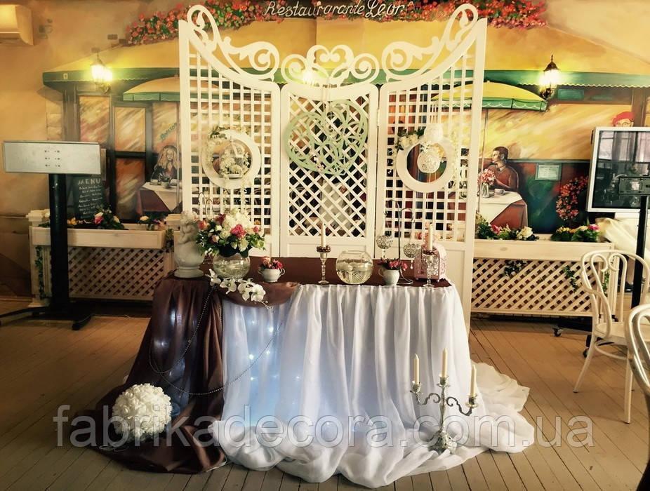 Весільні ширми