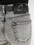 Женские джинсы мом полубатал, фото 6