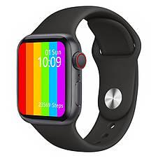 Смарт часы Smart Watch W26, голосовой вызов, black, фото 3