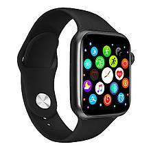Смарт часы Smart Watch W26, голосовой вызов, black