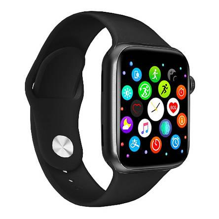 Смарт часы Smart Watch W26, голосовой вызов, black, фото 2