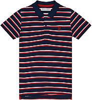 Детские футболки поло для мальчиков 1-7 лет 74-122 см Minoti, 74-80 см