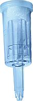 Гидрозатвор двухкамерный разборной