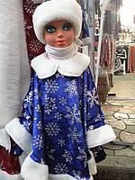 Костюм Снегурки(пончо) детский, фото 1