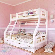 """Ліжко двоярусне """"Світлана"""""""