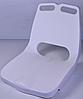 Сиденье пластиковое Easterner C12513-W белое