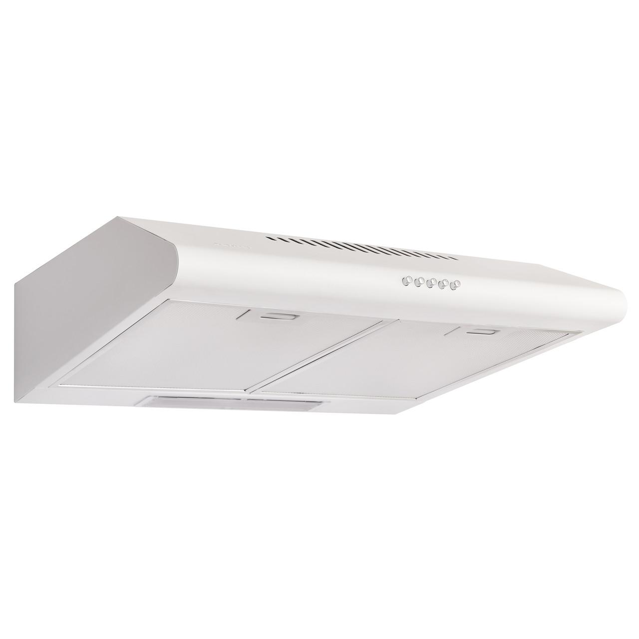 Витяжка кухонна купольна JANTAR PH II LED 60 WH (біла)
