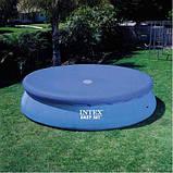 Чохол тент Intex 28022 для басейну 366см, фото 4